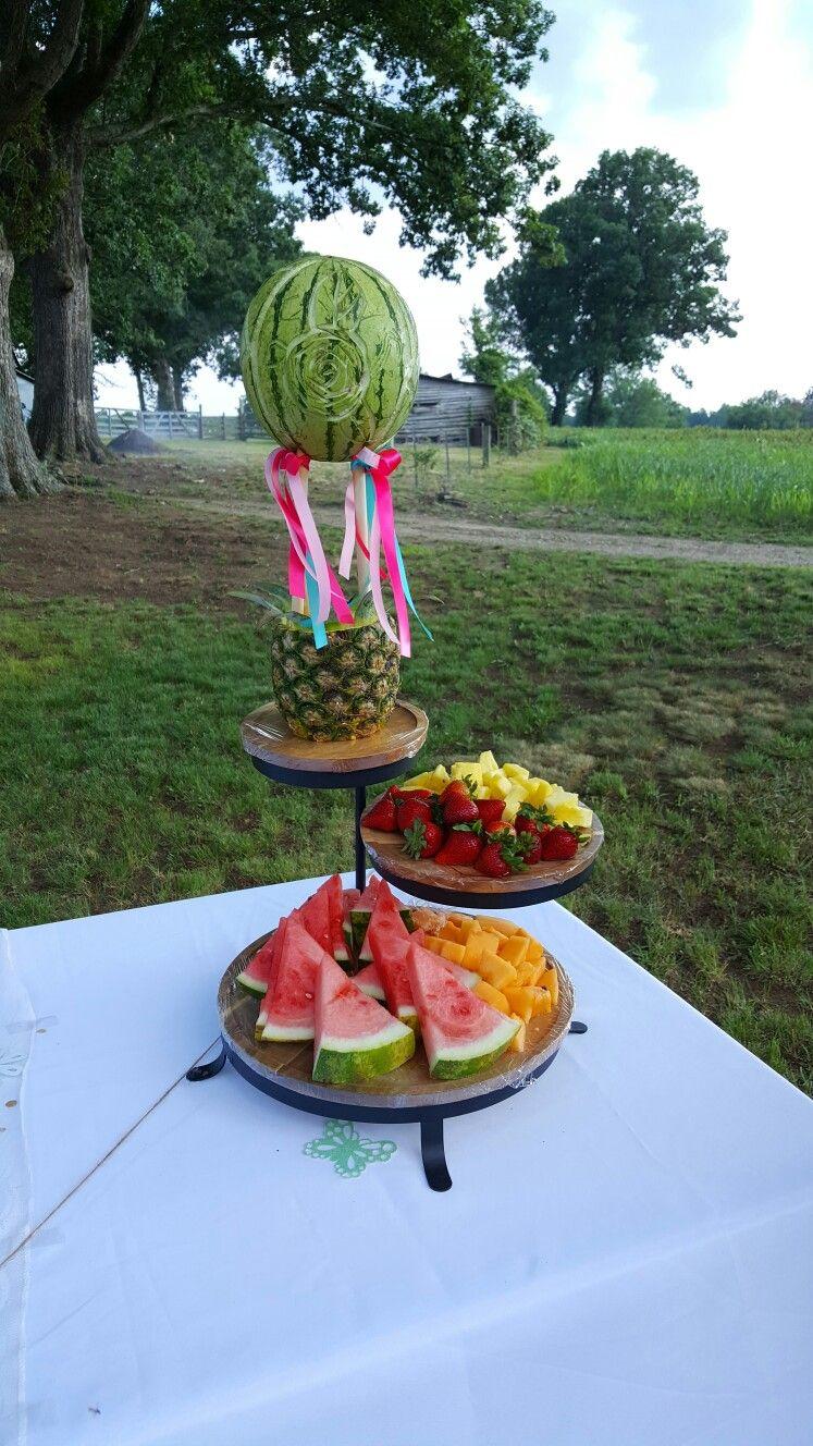 Hot air balloon fruit craving Fruit carving, Fruit, Balloons