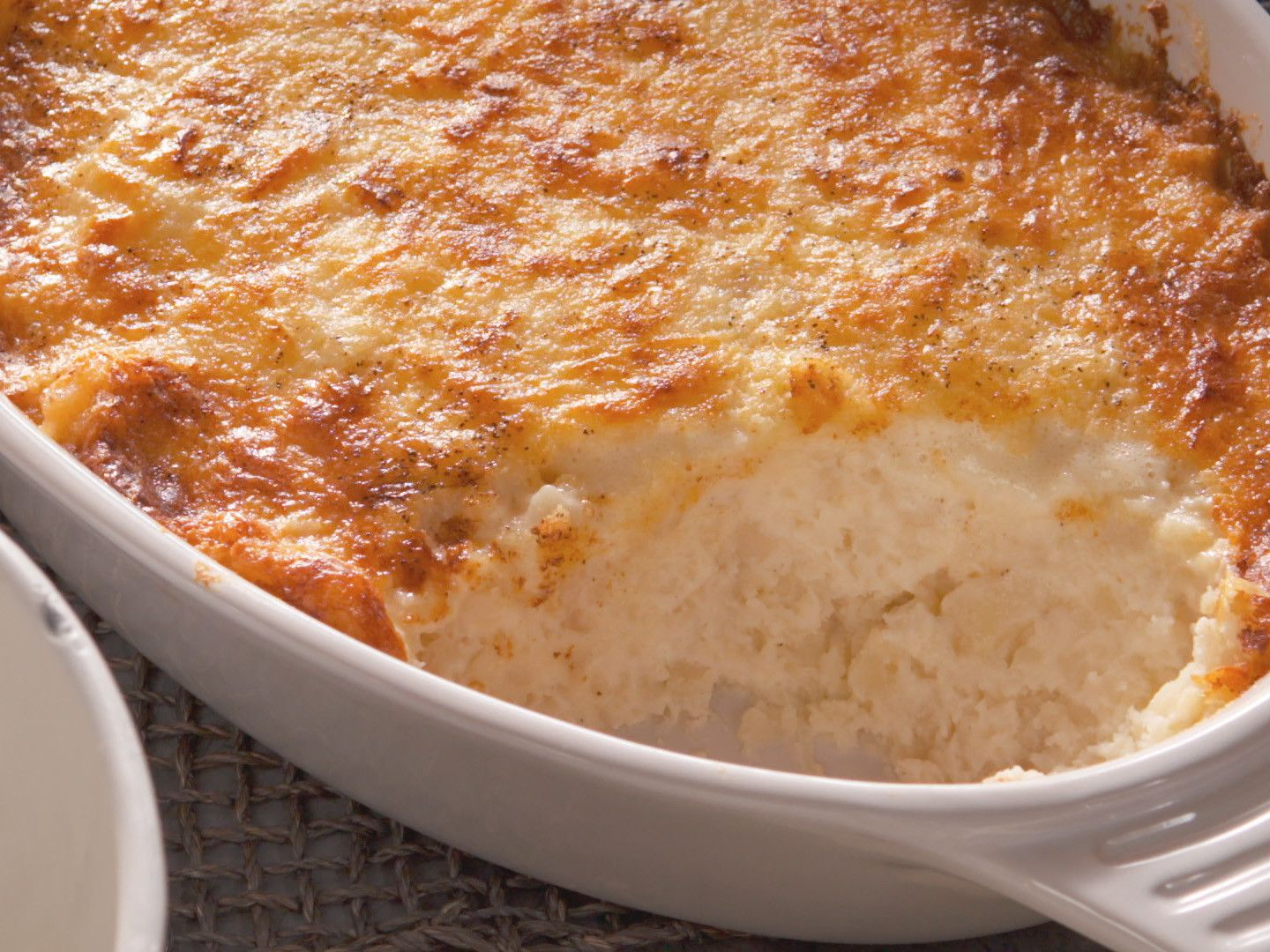 Creamy and Tangy Mashed Potatoes