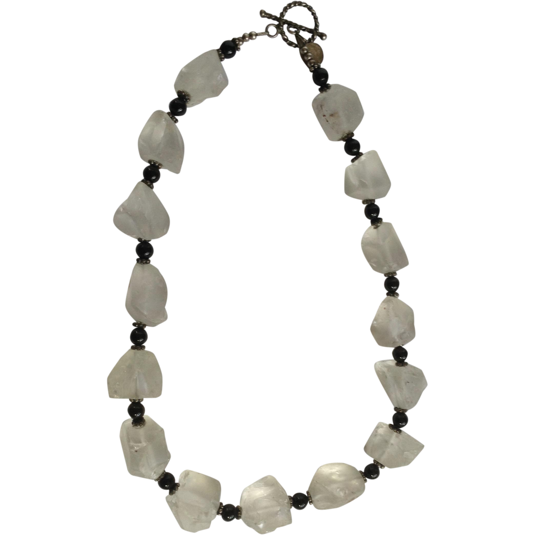 d braziliangemstones shell metal quartz necklace silver e shop natural druzy crystal eu with gemstone pendant