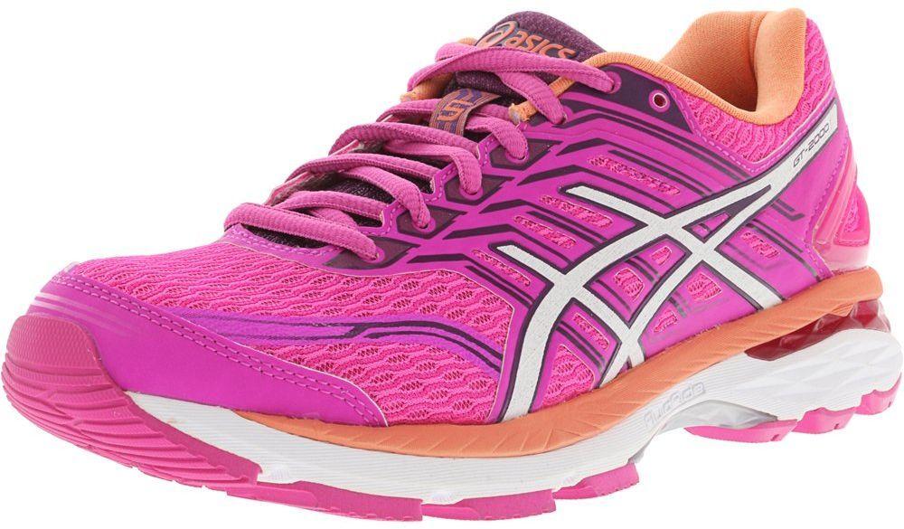 Asics Gt 2000 5 Running Shoes For Women Pink Womens Running Shoes Asics Running Shoes Womens Running Shoes