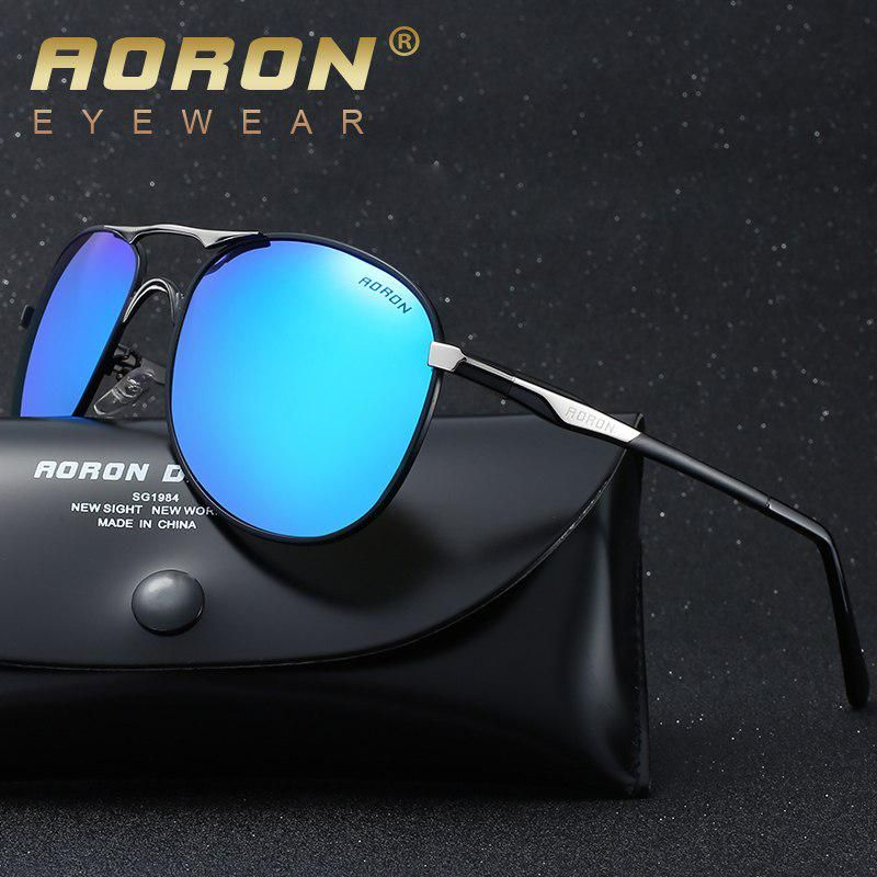 d2bb4789a4 AORON Brand Best Men s Sunglasses Polarized Mirror Lens Big Oversize Eyewear  Accessories Sun Glasses For Men Women 8722. Yesterday s price  US  21.80  (19.20 ...