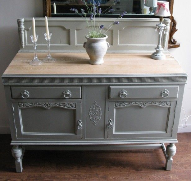 grey painted furniture | Gray Painted Furniture Ideas ...