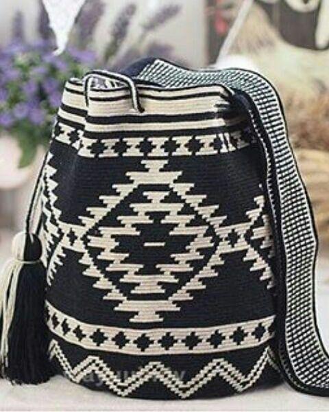 Nuevos diseños para imágenes de patrones de bolsas de ganchillo GRATIS ¡Fácil y elegante! - Página 55 de 61 - ¡Patrones de crochet de belleza!