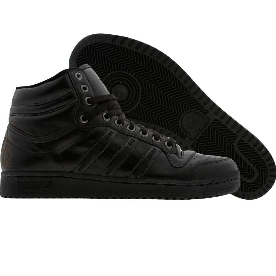 Adidas High Tops Black
