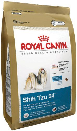 Royal Canin Dry Dog Food Shih Tzu 24 Formula 10 Pound Bag Http