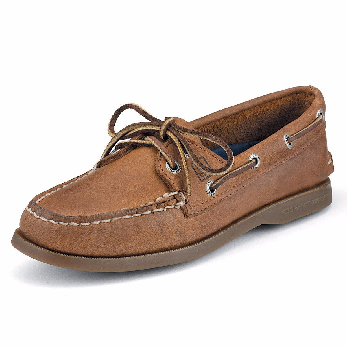 A/O 2-Eye Boat Shoes