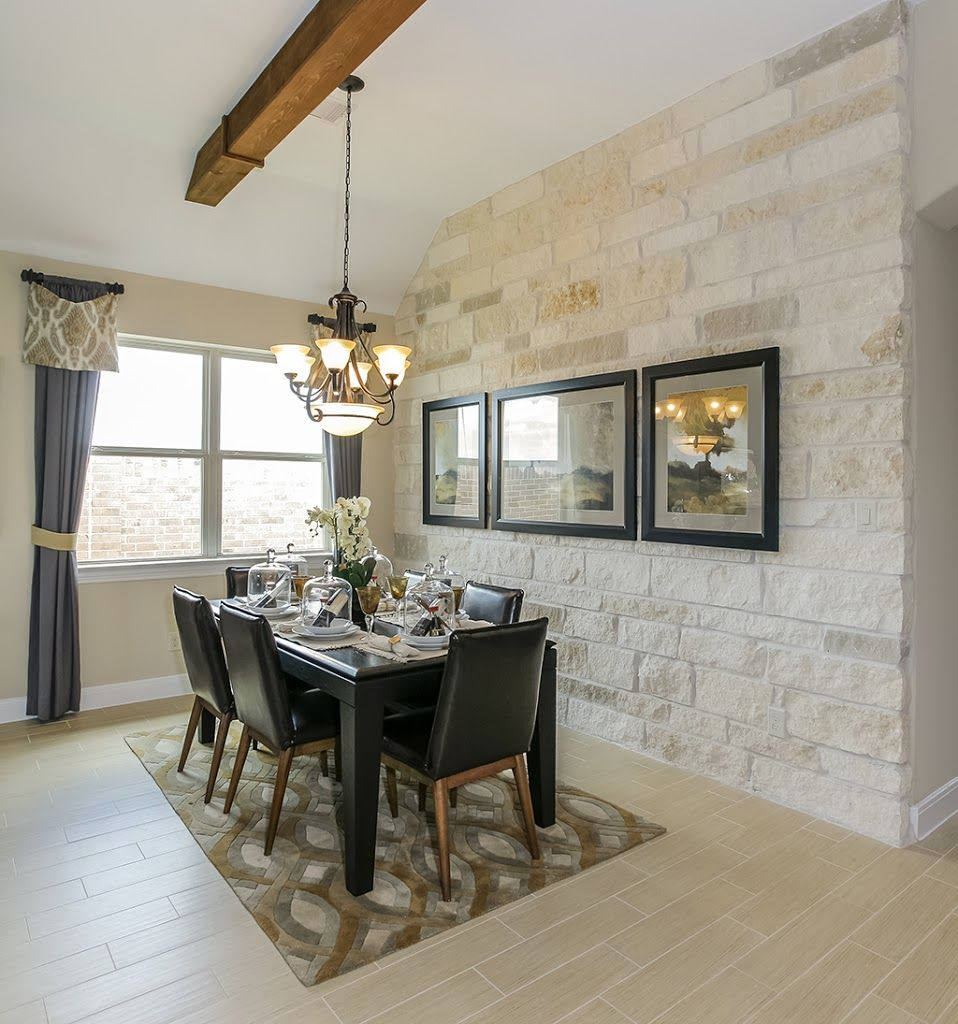Dining Room Galleries For New Homes Sale In Austin Dallas Ft Worth Houston Phoenix And San Antonio