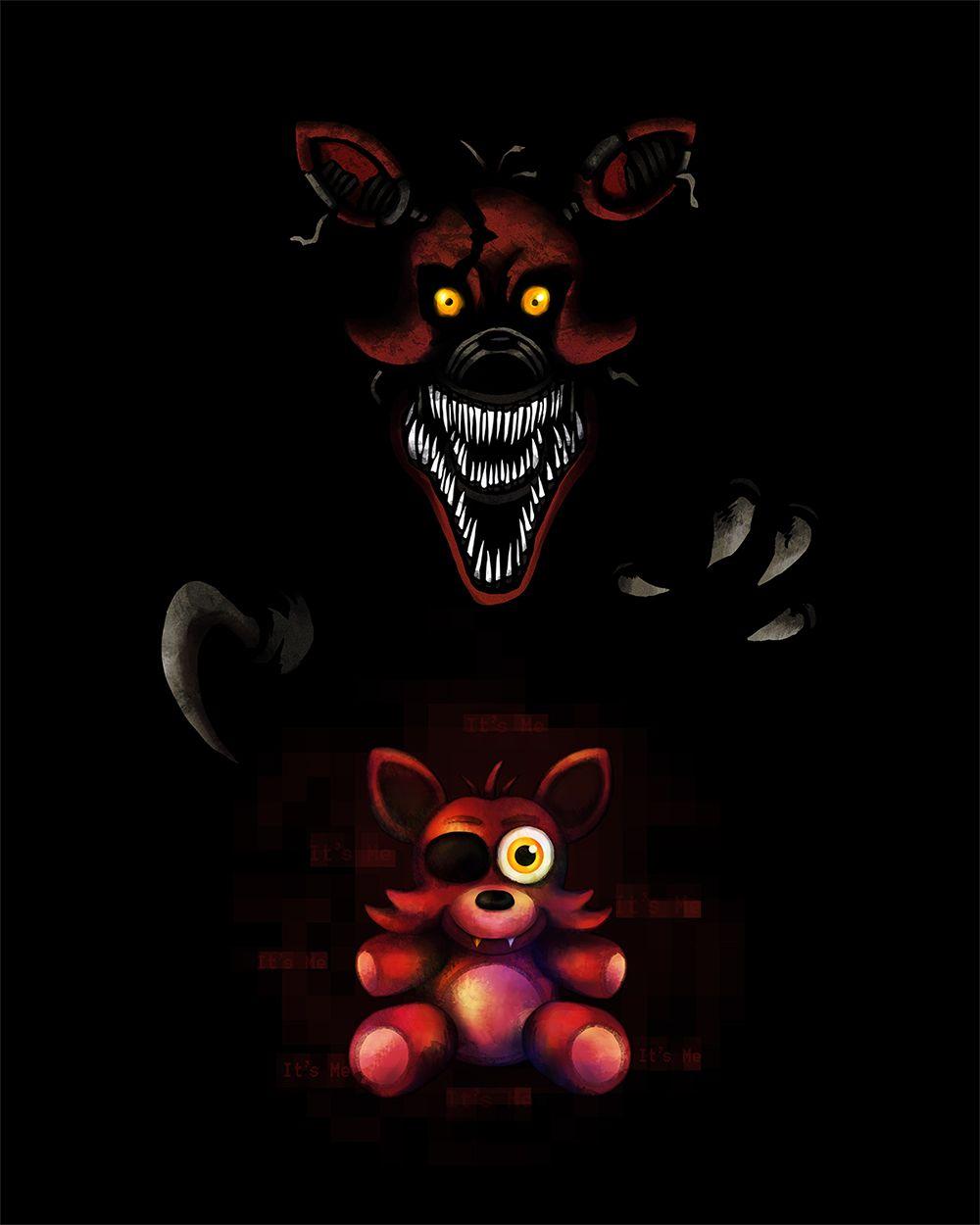 CINQ NIGHTS AT FREDDYS-Cauchemar Foxy