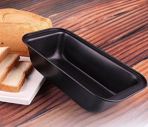 Lautechcoa Toast Oven Mold Box Rectangular Tray Brownie Kitchen