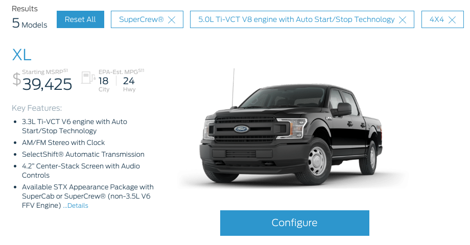 2016 Ford F 150 5 0 V8 Fuel Economy In 2020 Ford F150 Fuel Economy Ford