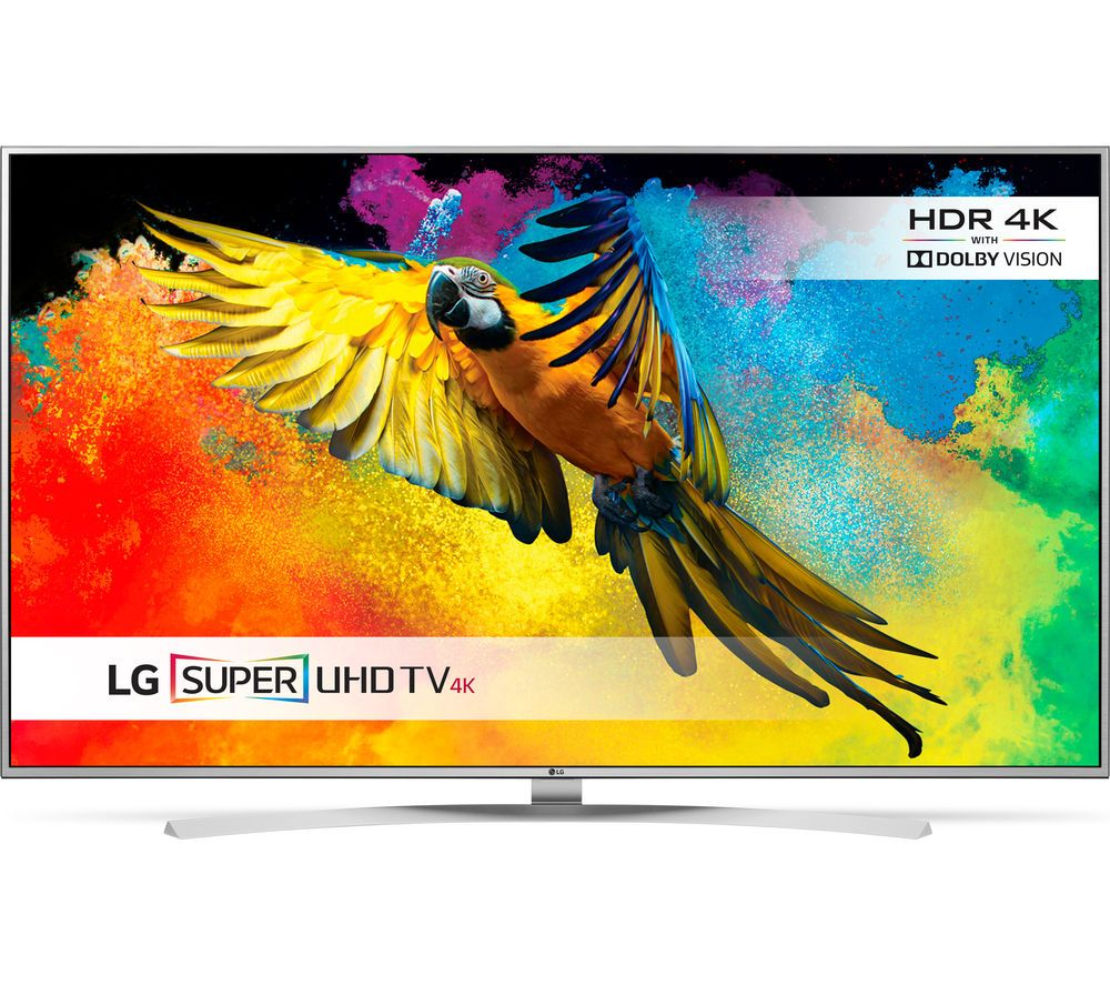 "lg 65uh770v smart 4k ultra hd hdr 65"" led tv price: £ 1749.00"
