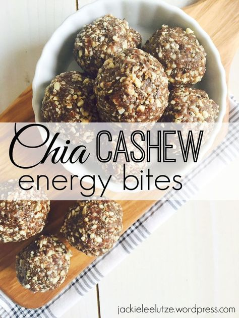 The best little energy bites every! Vegan and Gluten Free!