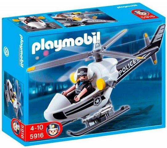 Nuevo Somos Tienda Física Llámanos Y Te Damos Presupuesto Coleccion Es Tu Tienda De Juguetes Especializada En Lego Y Playmobil Playmobil Police Helicopter