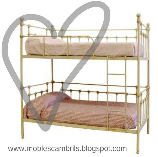 Un castillo para princesas camas literas pinterest - Caballeros y princesas literas ...