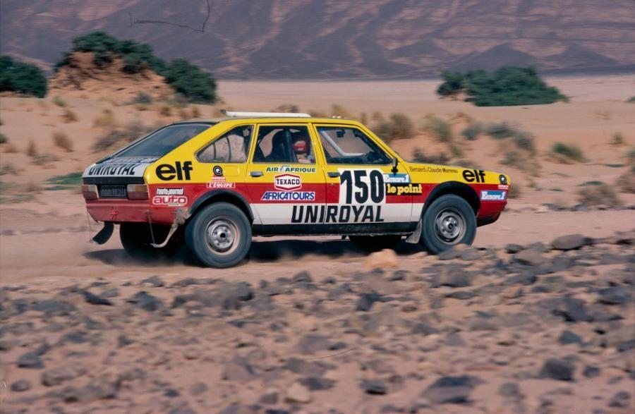 Renault 20 - Dakar 1982