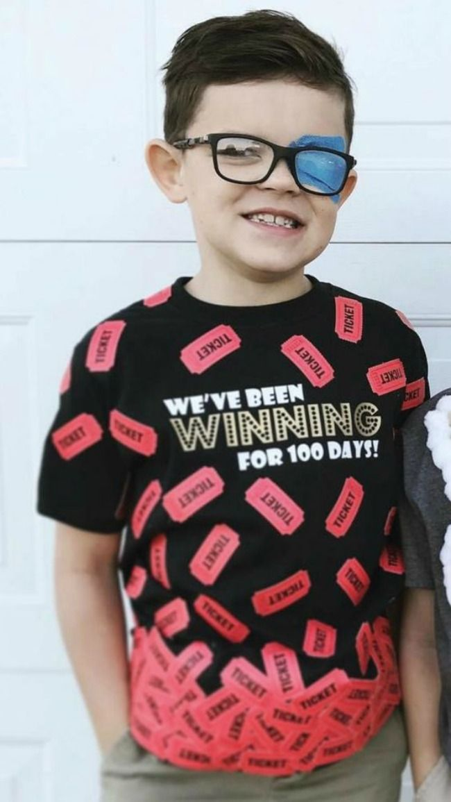 The 11 Best 100 Days of School Shirt Ideas | The Eleven Best