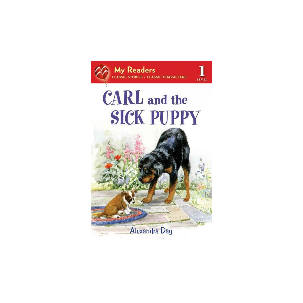 Carl and the Puppies (My Readers)