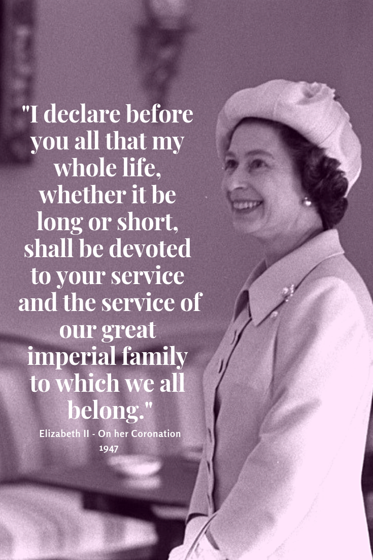 Elizabeth Ii On Her Coronation Spoken By Queen Elizabeth Ii 1947 I Declare B Coronation De Queen Elizabeth Quotes Her Majesty The Queen Elizabeth Ii