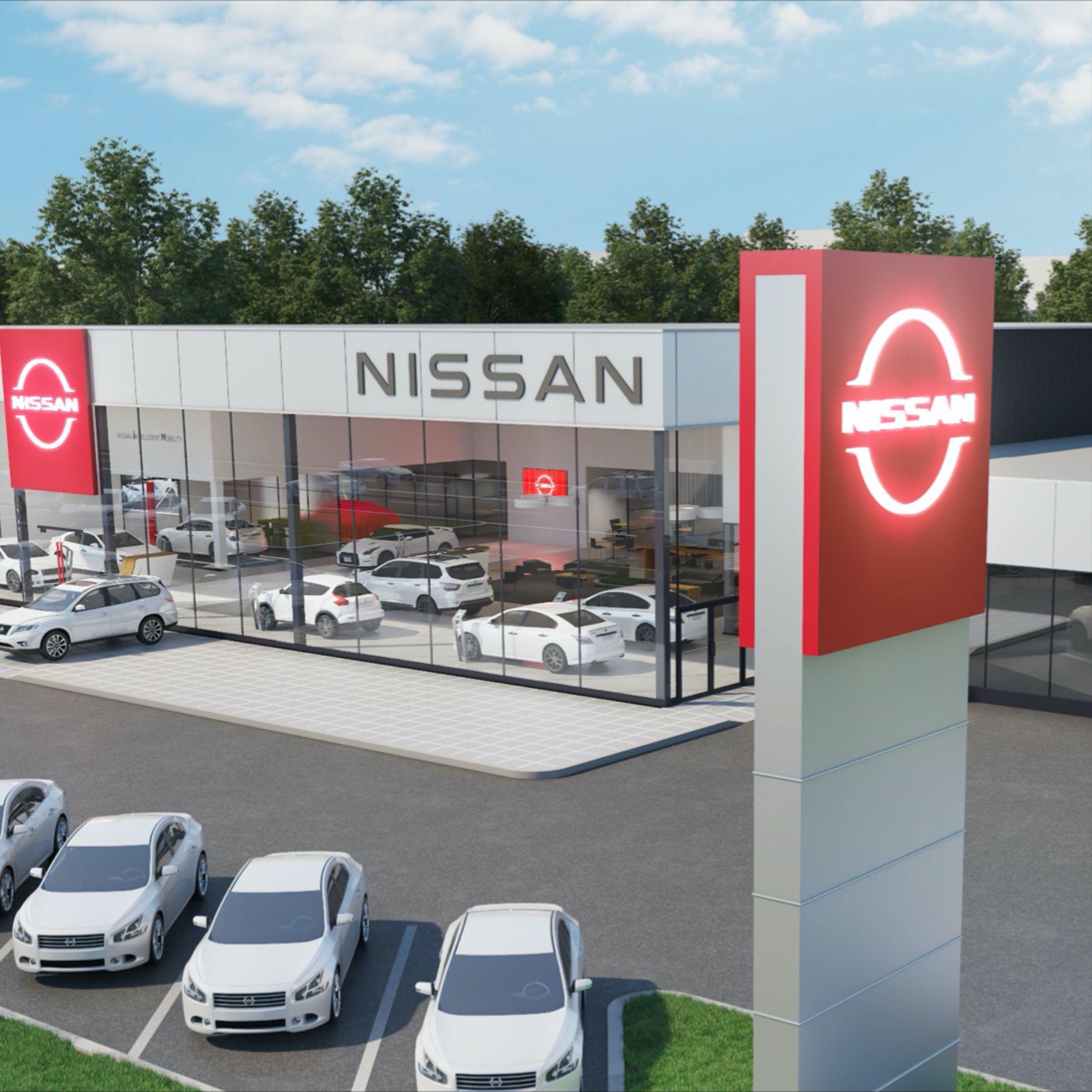 Nuevo Logo Y Nueva Estrategia De Atención Al Cliente De Los Concesionarios Nissan Nissan Cliente Atencion Al Cliente
