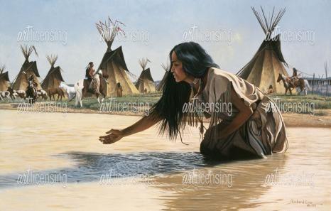 Cheyenne and india summer