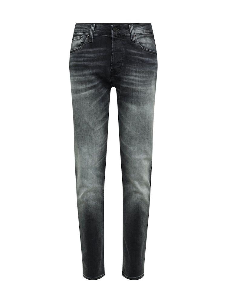 Photo of JACK & JONES Jeans 'JJITIM JJICON JJ 171 NOOS' Herren Black Denim Größe 38