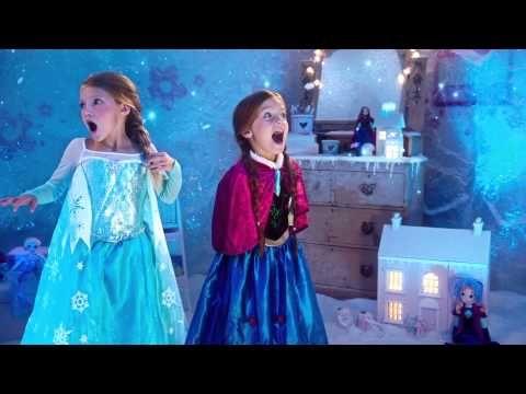 la reine des neiges - libérée délivrée version karaoké
