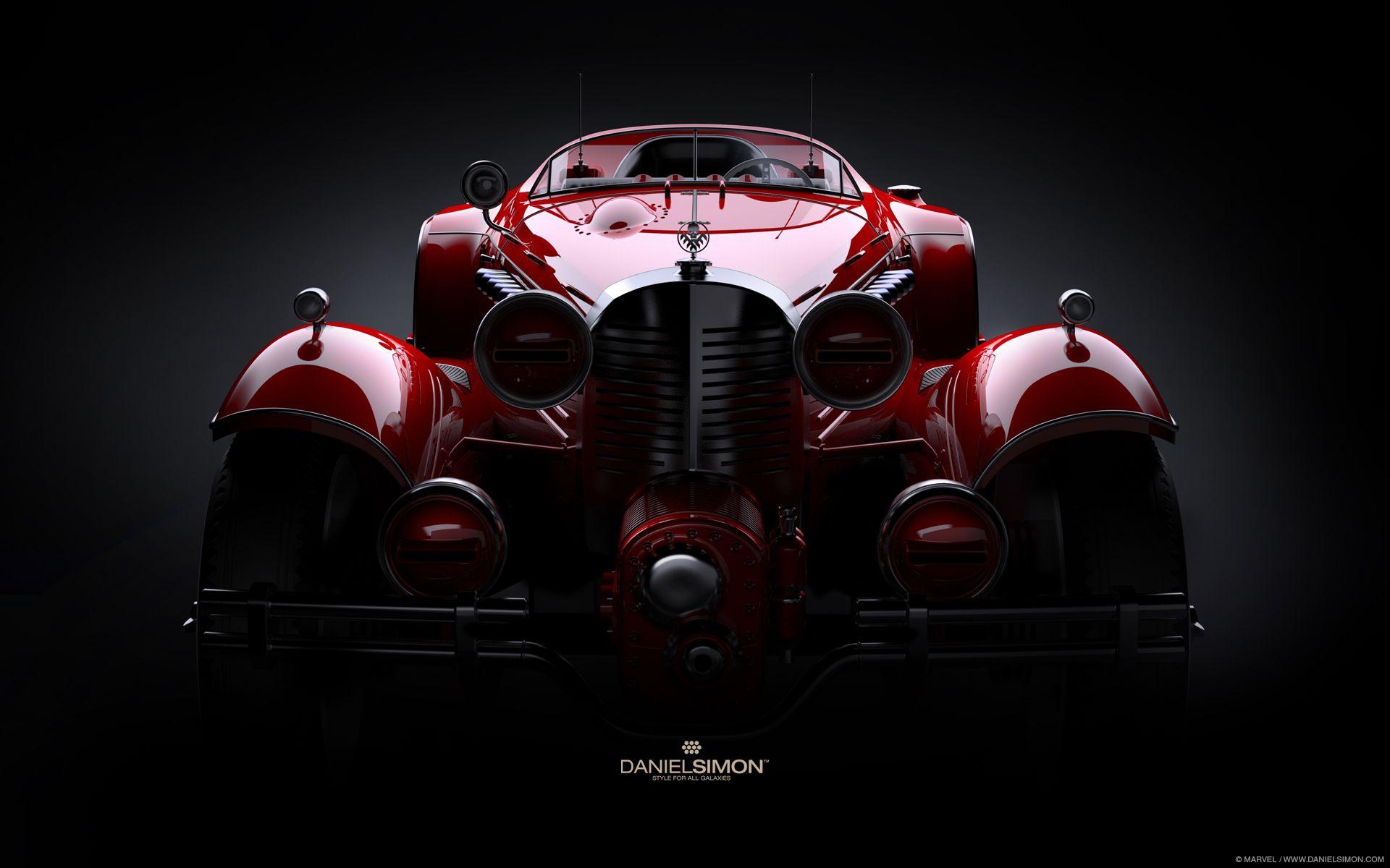Captain America Tron Concept Designs By Daniel Simon Dream Cars Concept Cars Roadsters