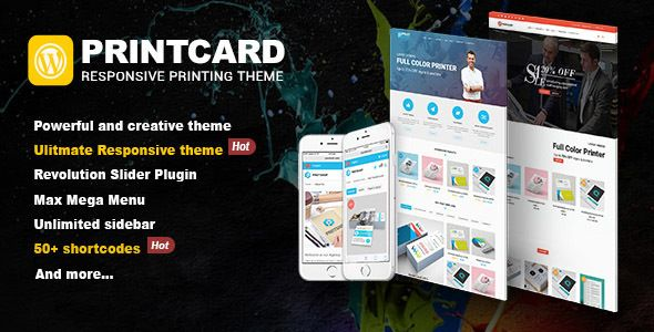 GET] Printshop - WordPress Responsive Printing Theme (eCommerce ...