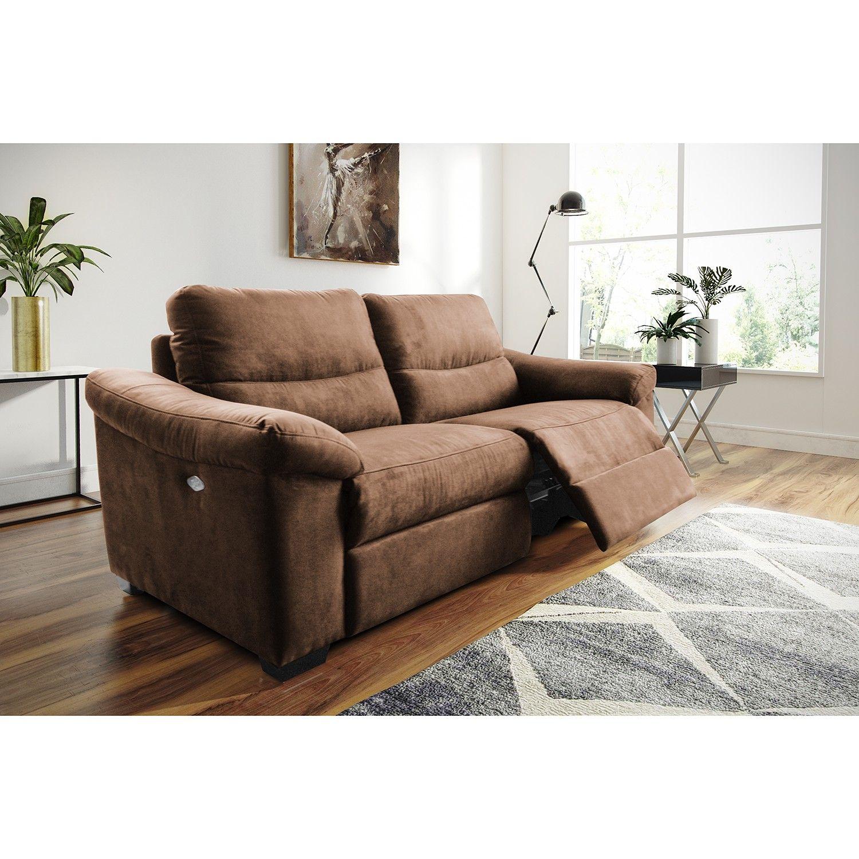 Sofa Lamexa Ii 2 5 Sitzer Couch Mit Schlaffunktion Haus Deko Kleine Wohnzimmer