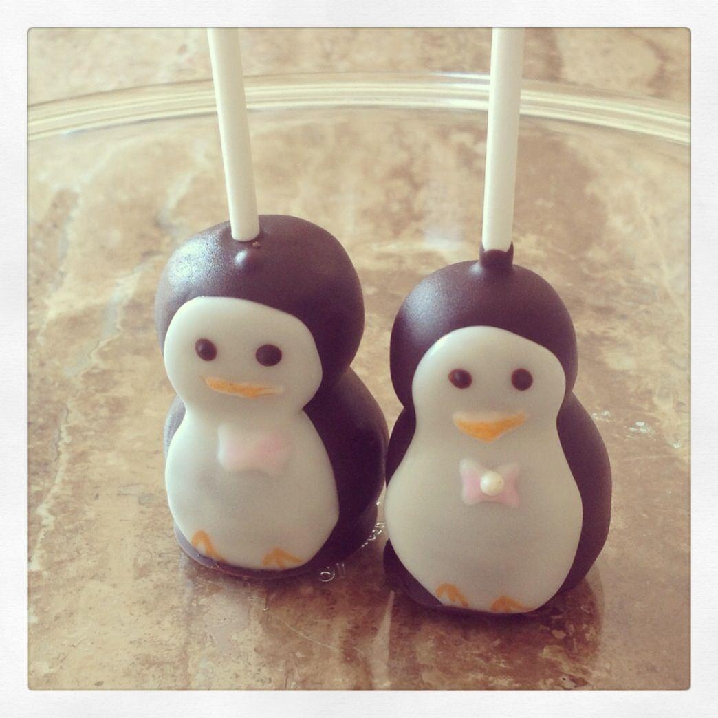 penguin cake pops backen cakepops backen cakepops und rezepte. Black Bedroom Furniture Sets. Home Design Ideas