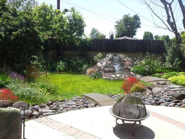 25 inspirational backyard landscaping ideas in 2020 on extraordinary garden path and walkway design ideas and remodel two main keys id=32535