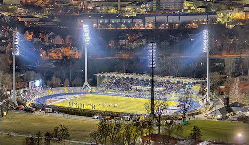 """Bild von Saaleconvalley - """"Ernst Abbe Sportfeld"""""""