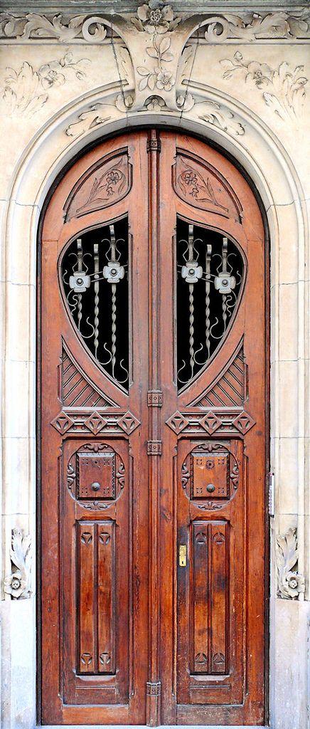 Casa Francesc Paixà. Architect: Adolf Ruiz i Casamitjana. Barcelona - Mallorca (por Arnim Schulz em Flickr)