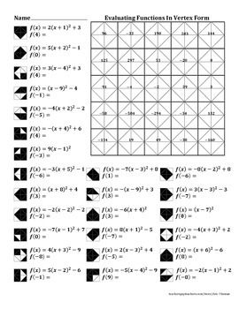 25 unique and thought out questions on evaluating quadratic ...