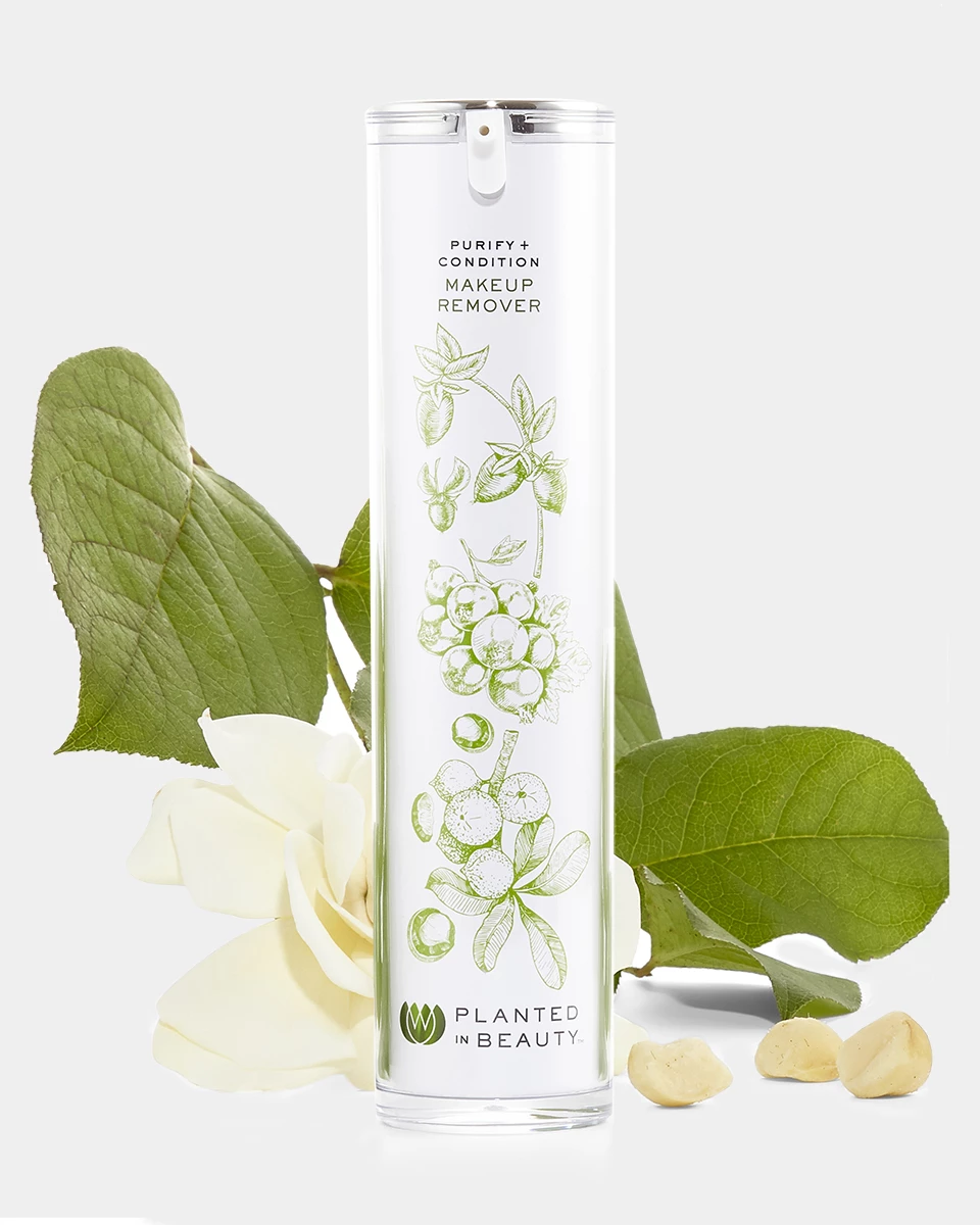 Purify + Condition Makeup Remover Makeup remover