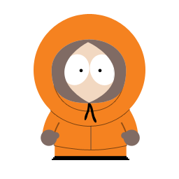 South Park Icons 256x256 Png Picfish South Park South Park Characters Kenny South Park