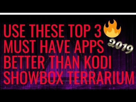 NO MORE KODI AND SHOWBOX ON FIRESTICK NEWEST BEST APPS IN