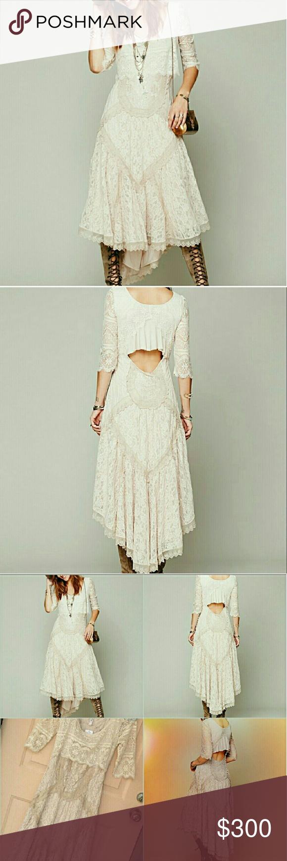 Free people calamity jane wedding dress free people lace dress