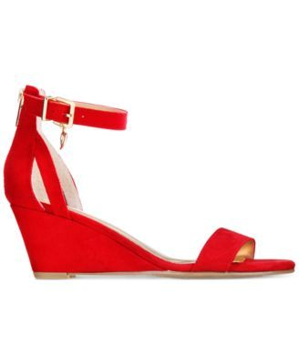fcb06b7565d0 Thalia Sodi Areyana Two-Piece Wide-Width Wedge Sandals