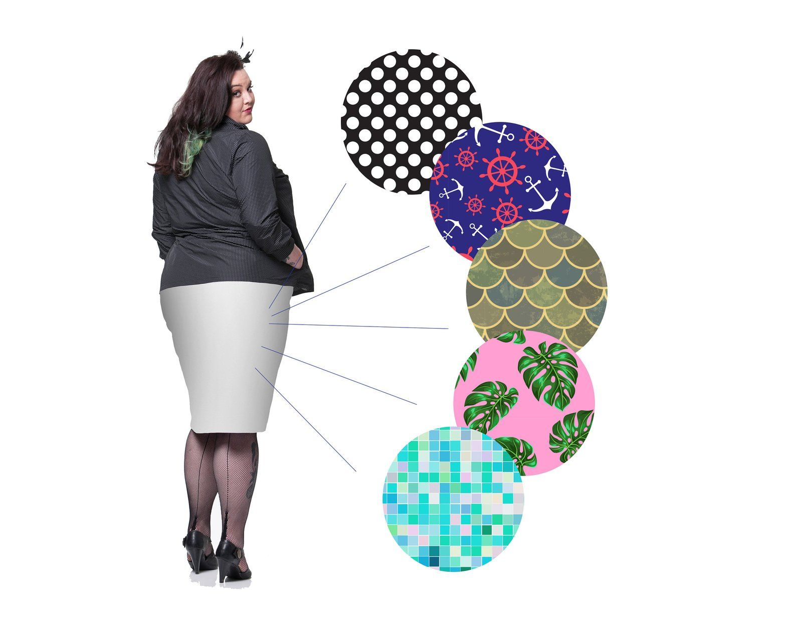 Photo of Joolz Fashion: Plus Size Dresses & Clothes – Made in Australia – The Huntswoman