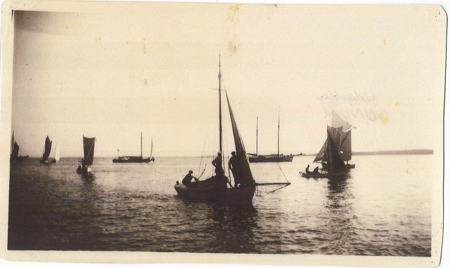 #Nyord #Lodsjollerne #historie #lodsøen