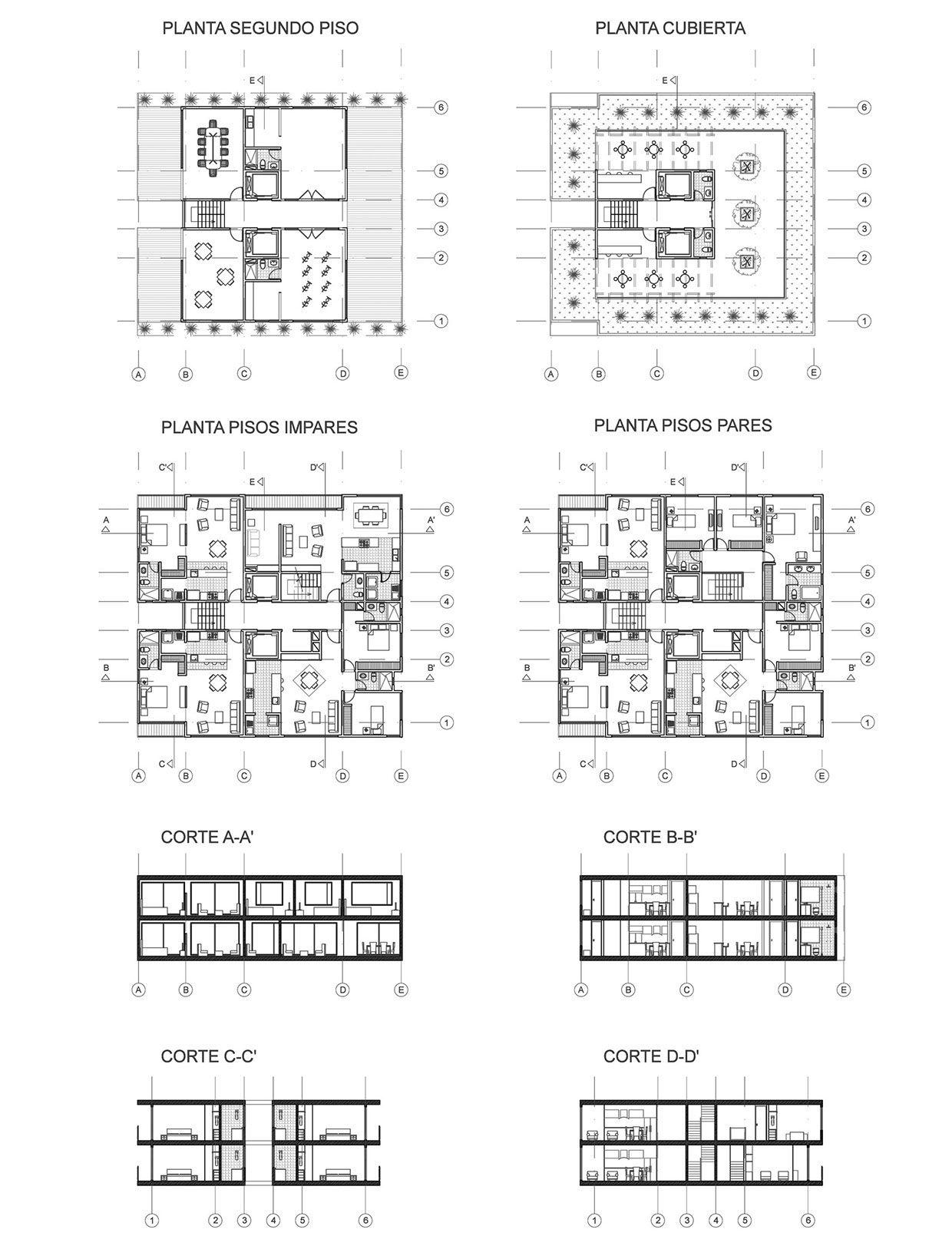 Certain flats crossword