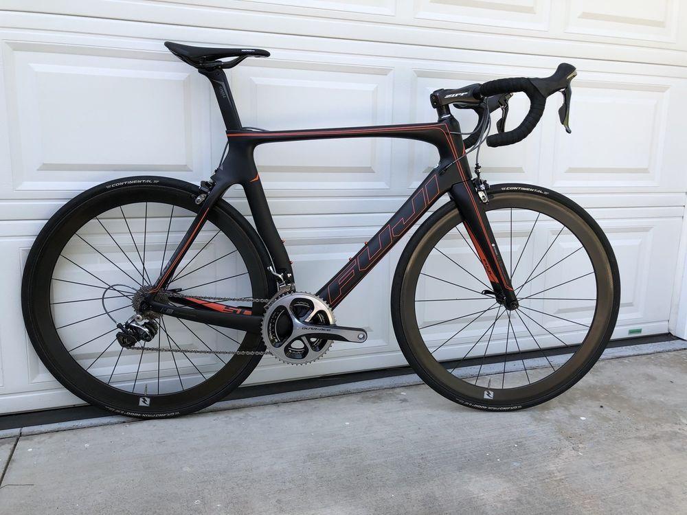 4a6f4483169 Fuji Transonic SL carbon Aero Road Bike Size 58 - FREE SHIPPING #roadbike
