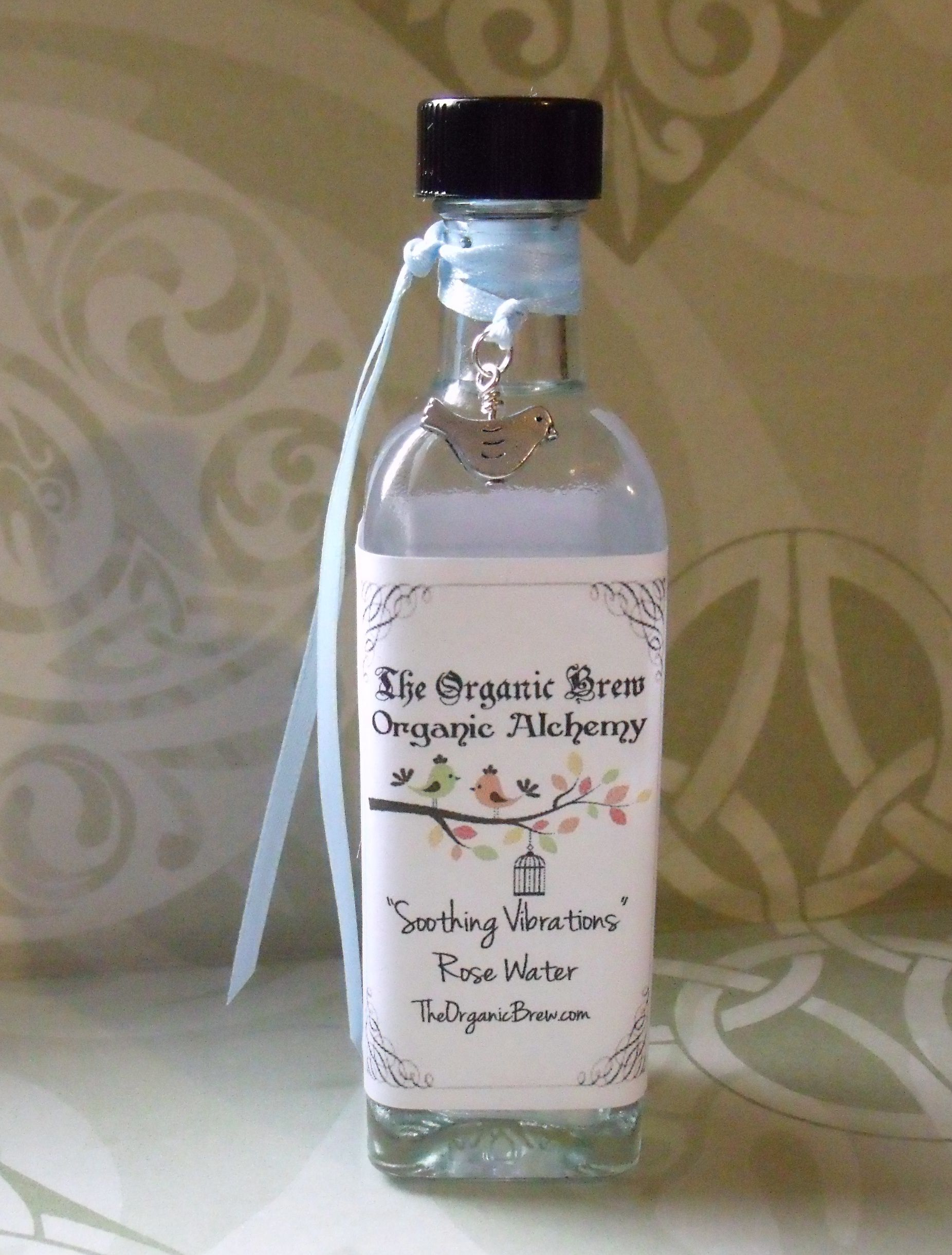 Rose Water is used in magick for love, psychic powers, healing, and
