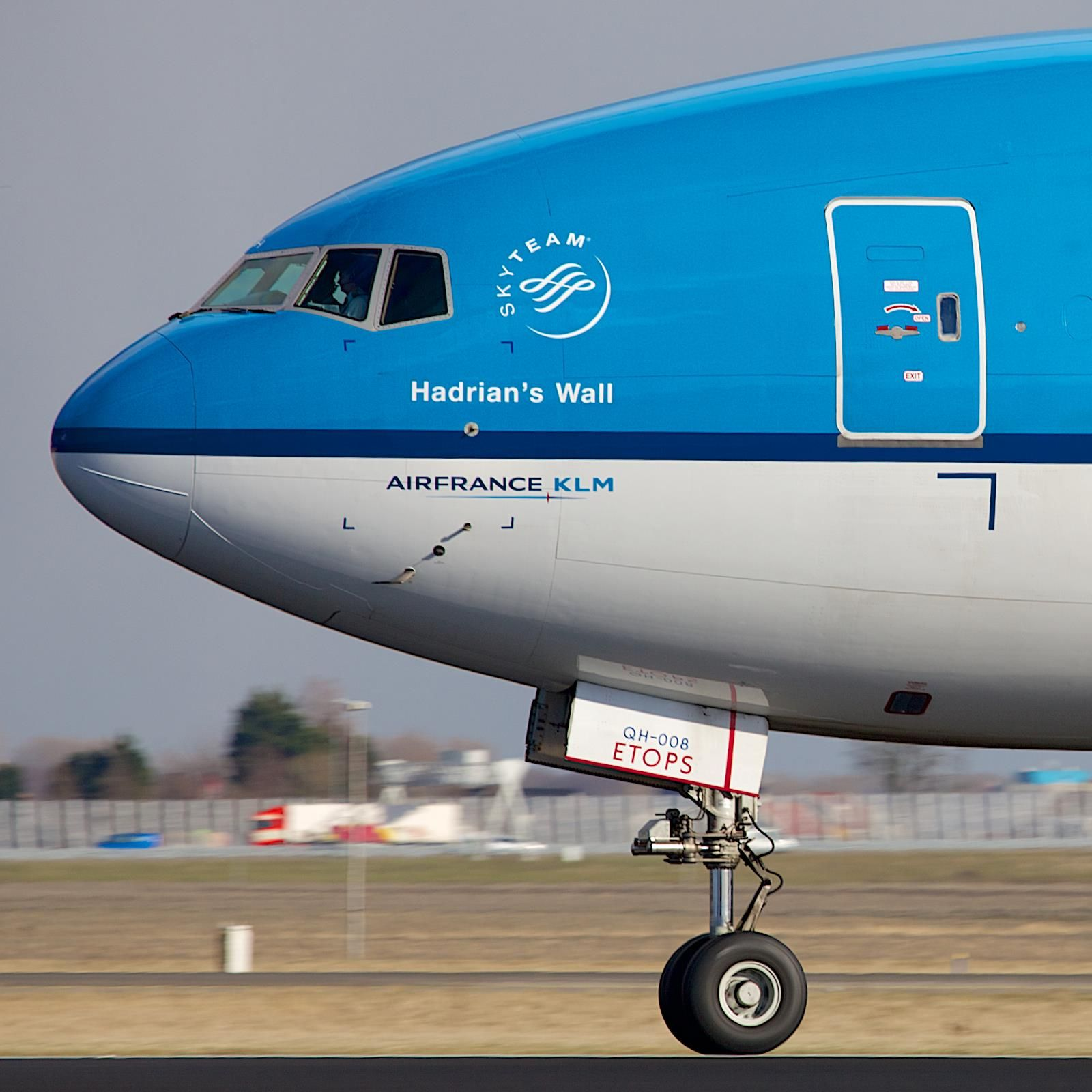 Photo uploaded on our #KLM Facebook Wall by: Hans Wildschut
