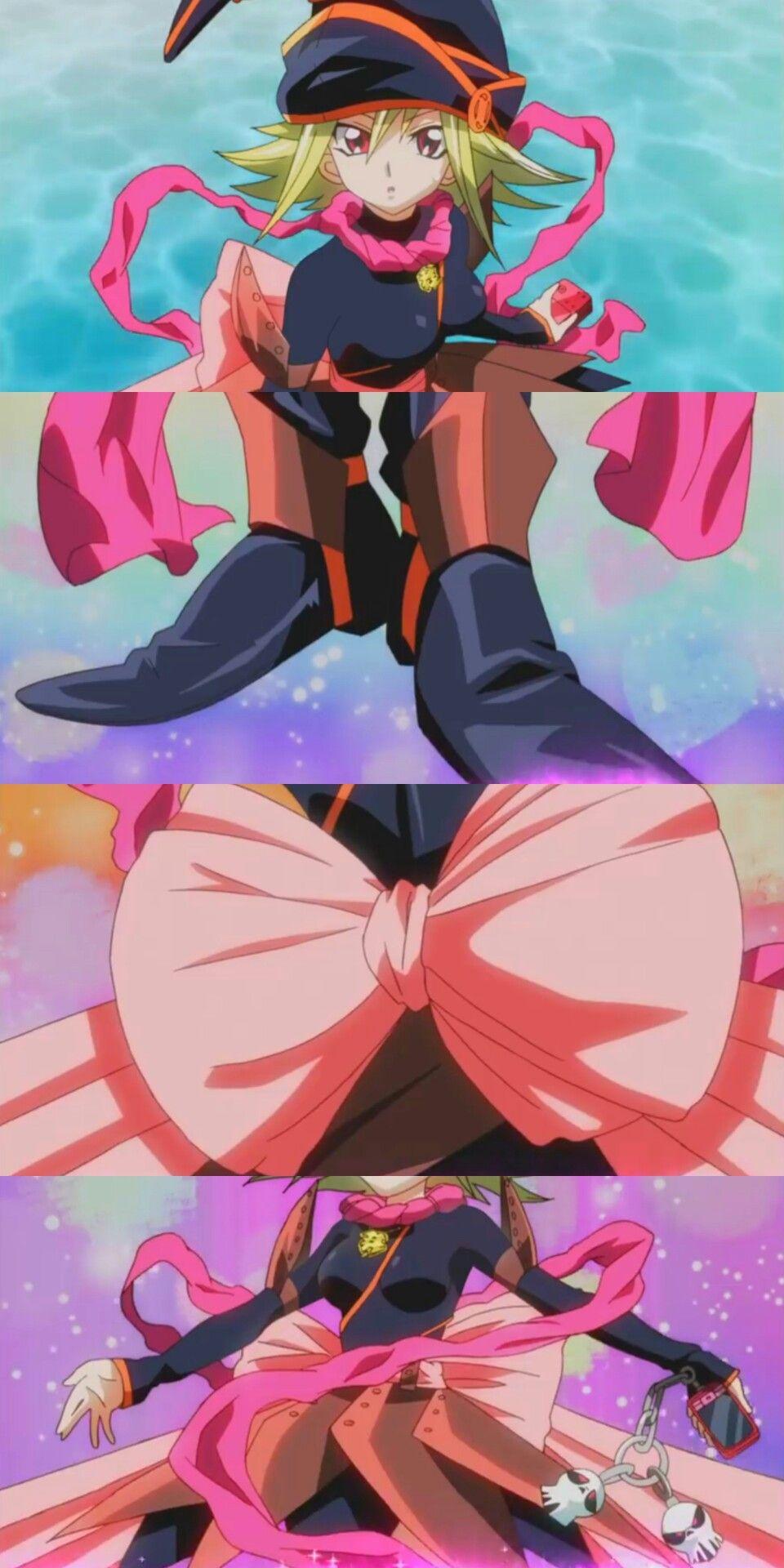 Yugioh Manga Zexal - Anime Girl Pfp