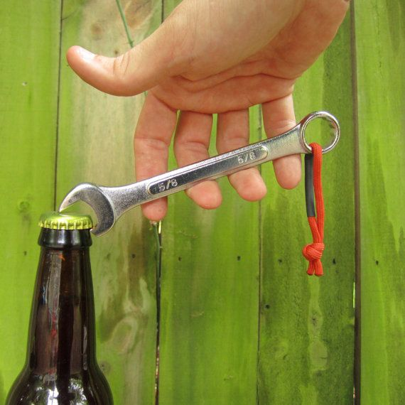 The Bottle Wrench Bottle Opener Original by TheBottleWrench
