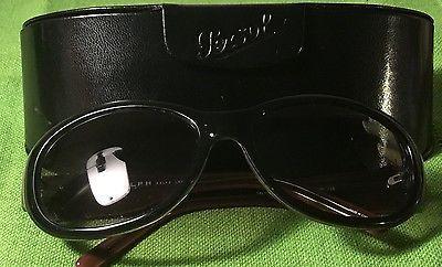 RALPH LAUREN 7558/S prescription frame sunglasses and PERSOL Case