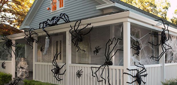 Halloween\u0027s Best Costumes And Ideas 5 Scary Halloween Outdoor - homemade halloween outdoor decorations
