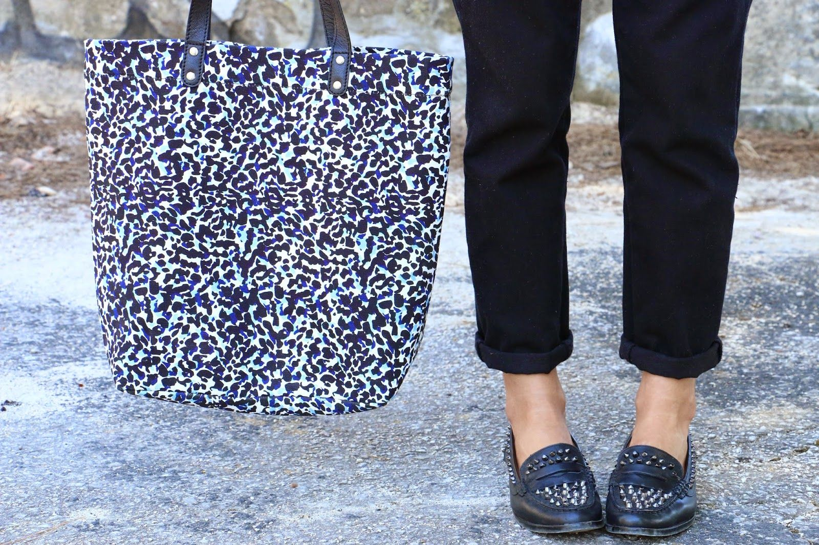 I love Fita Métrica: My LR Bag!